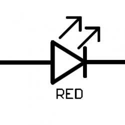LED Red SeeBlock