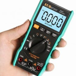 auto-ranging AC/DC digital multimeter