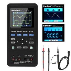 Hantek-2D72 handheld oscilloscope