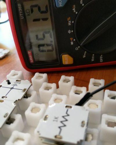 Measuring Parallel Resistors with SeeBlocks Circuit Builder System